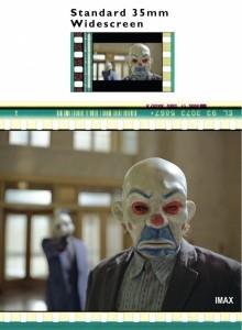 The Dark Knight - IMAX Comparison/Difference
