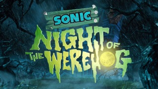 Sonic: Night of the Werehog Poster