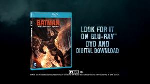 Batman: The Dark Knight Returns - Part 2 - Blu-ray Ad