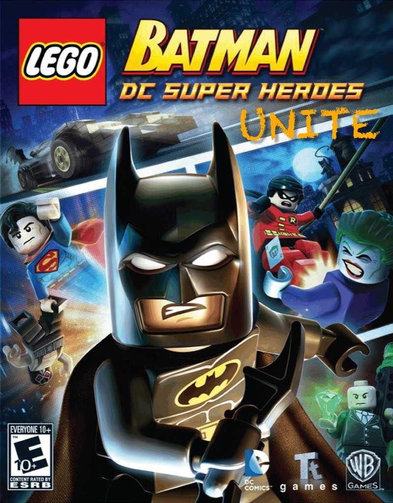 Lego batman the movie dc super heroes unite poster hd - Super batman movie ...